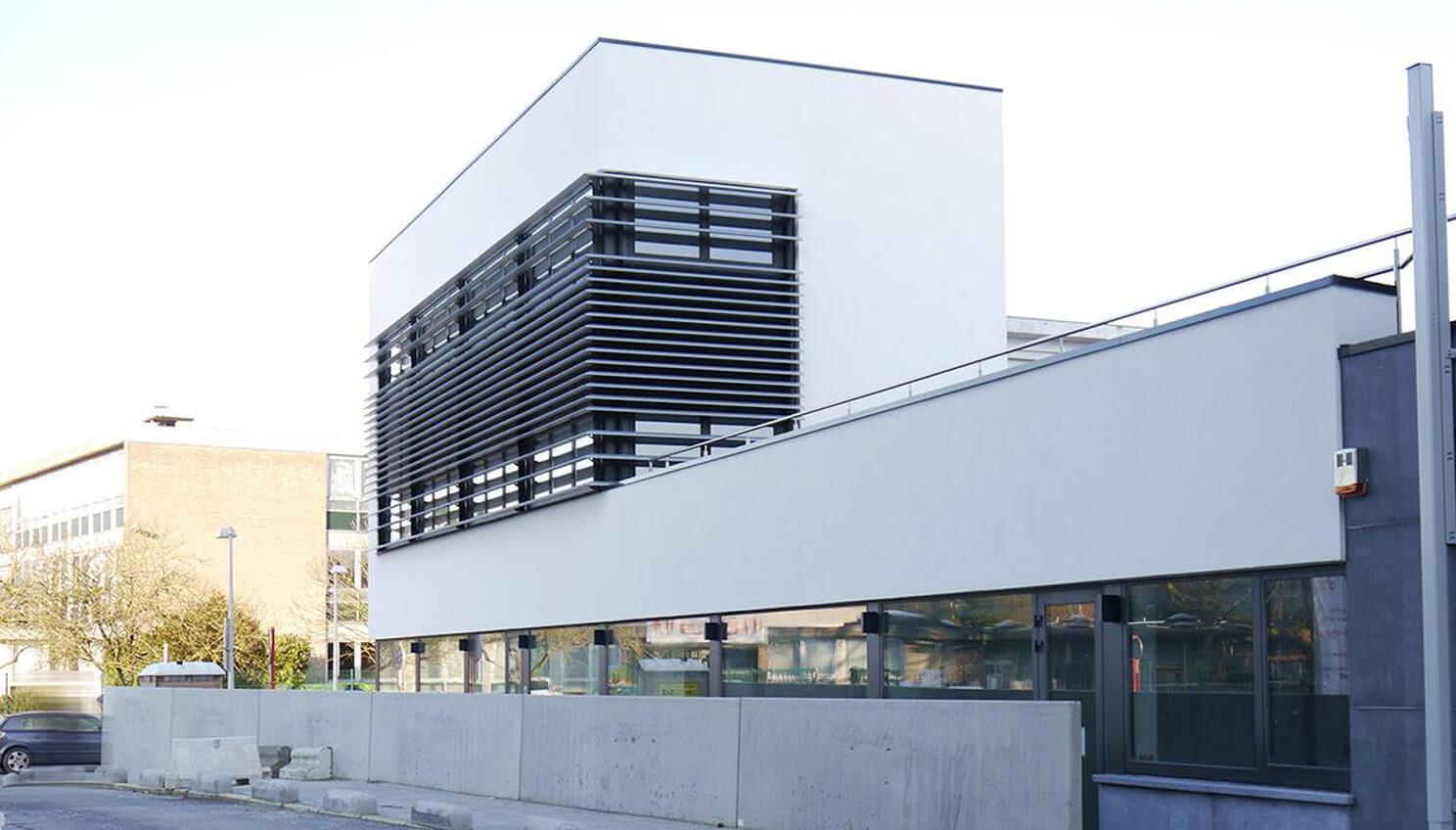 Crépin architecture